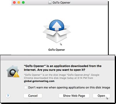 Steps for Installing on Macs