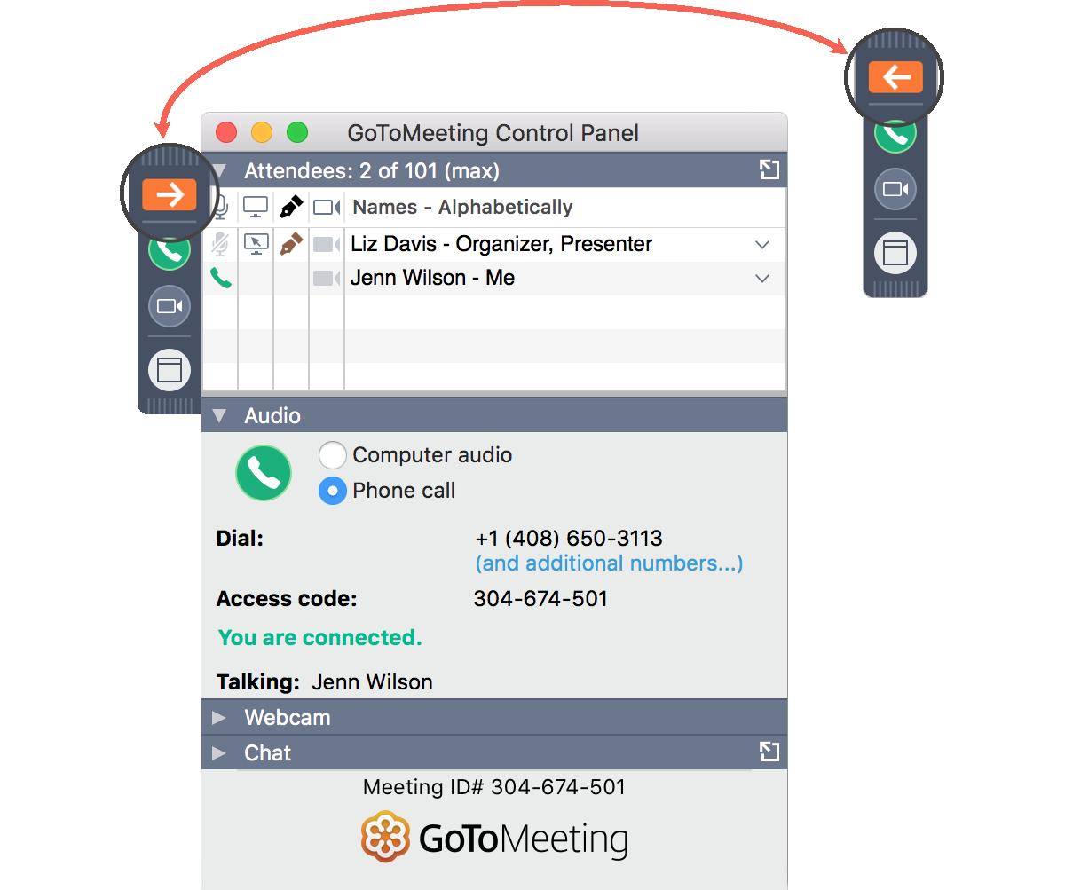 GoToMeeting Organizer Guide for Mac