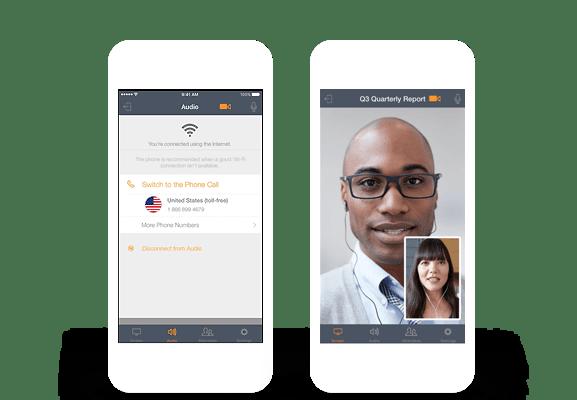 GoToMeeting Audio International