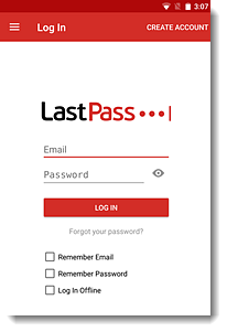 LastPass for Android