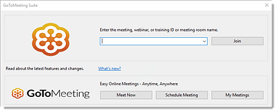 Download GoToMeeting Now