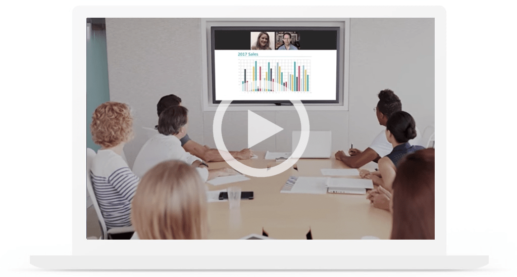GoToMeeting InRoom Link Video Image