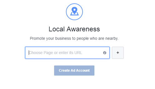 Facebook Local Advertising