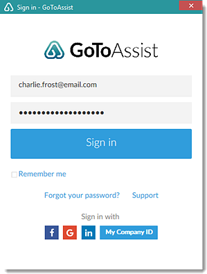 Download and Install GoToAssist Expert (Windows)