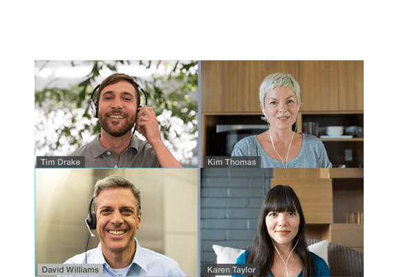 GoToMeeting Audio Video
