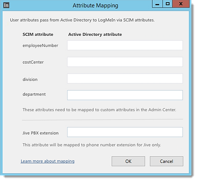 Configure the Active Directory Connector v2