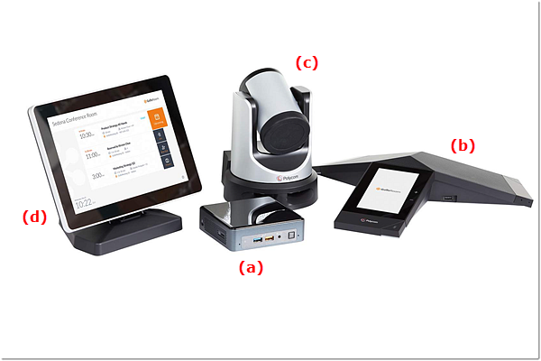 Set Up Your GoToRoom System (Medium Room)