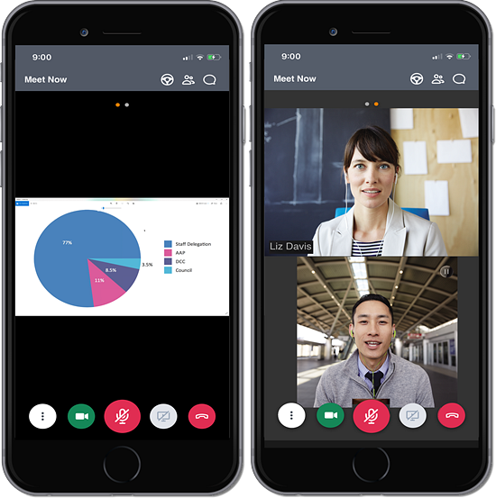 GoToMeeting App for iOS FAQs