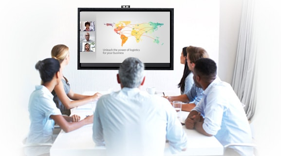 GoToMeeting Video Conference Rooms