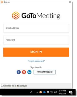Download GoToWebinar Now
