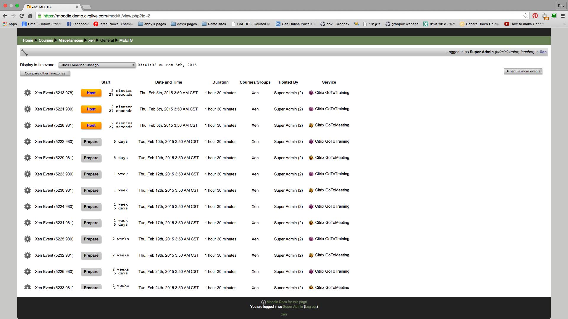 CirQlive Screenshot 2