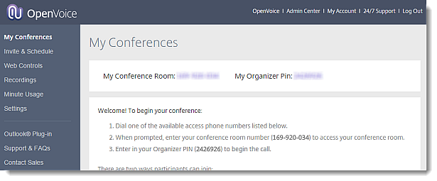Join Conferences
