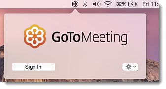 Install GoToMeeting in Outlook for Mac