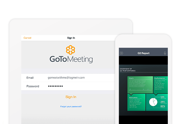 GoToMeeting Mobile
