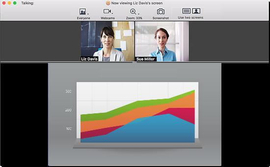 Share Your Screen (Mac)