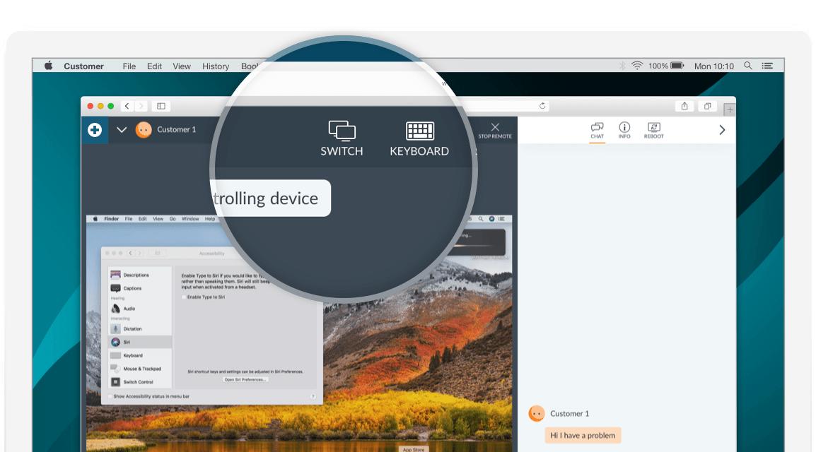 Multi-Monitor Desktop Support | GoToAssist / RescueAssist