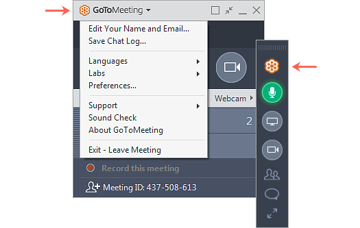 GoToMeeting Attendee Guide for Windows