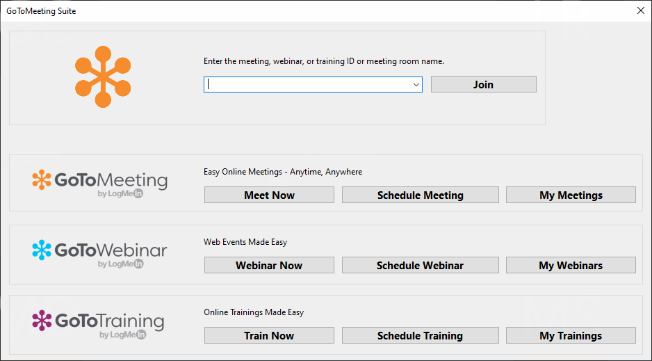 GoToMeeting Suite