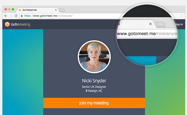 Professional meeting solution reliable video conference What is gotomeeting