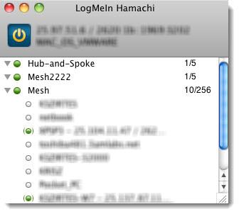logmein hamachi pour mac