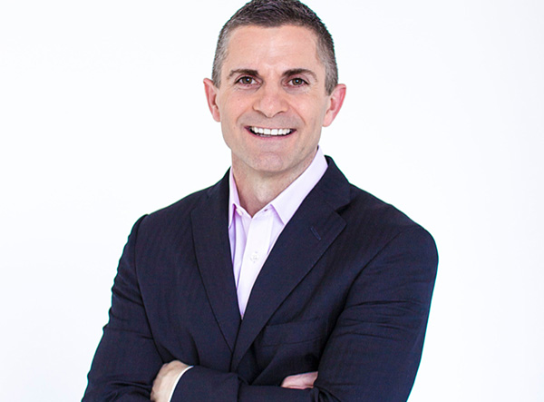 Dean Mannix, CEO of SalesITV