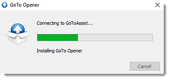 Download and install gotoassist expert (mac).