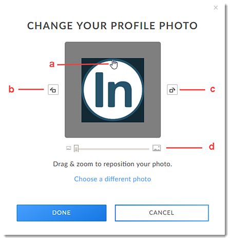 Reposition Your Photo