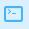 ícone de prompt de comando