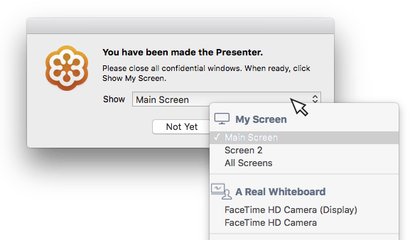 GoToMeeting Made Presenter