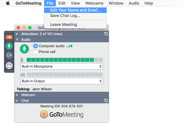 Gotomeeting Download Mac