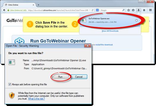 Steps for Installing on Windows
