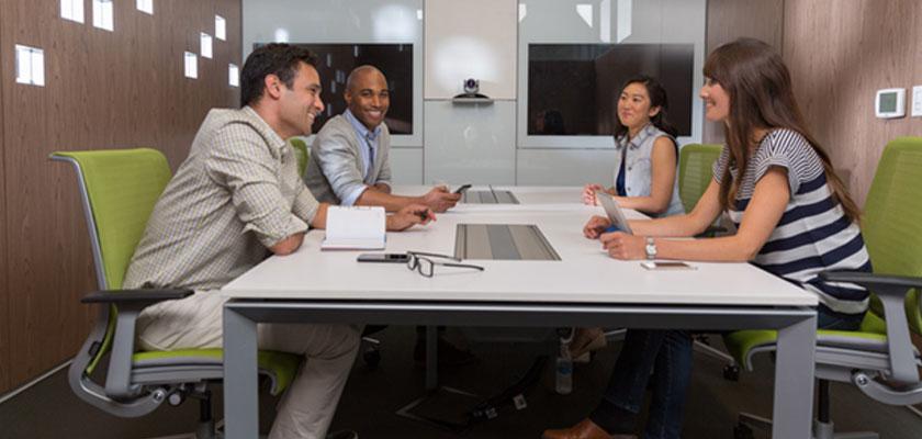 Team Meetings mit verschiedenen Personentypen 1